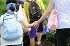 子どもの活動のボランティア説明会
