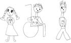 障がい児「きょうだいの会」【2019年8月】8/18(日)きらりんこ~きょうだいが主役のプログラム~