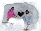 「ペタウリスタの森で雪遊び」 終了しました!